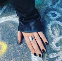Ring: Hand-made in Tel Aviv
